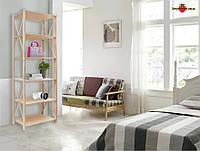 Стеллаж Прованс-6 этажерка, полки, стеллаж для дома, для детской комнаты, торговый стеллаж, деревянный стеллаж