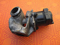 Клапан рециркуляции (EGR) 2010 год - для Fiat Scudo 1.6 Multijet. ЕГР, ЕЖР на Фиат Скудо 1.6 мультиджет.