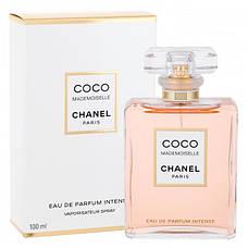 Chanel Coco Mademoiselle Eau De Parfum Intense Парфюмированная Вода EDP 100ml (Шанель Коко Мадмуазель Интенс), фото 3