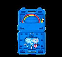 Манометричний колектор двухвентельний VALUE VMG -2 R600-В (валіза)