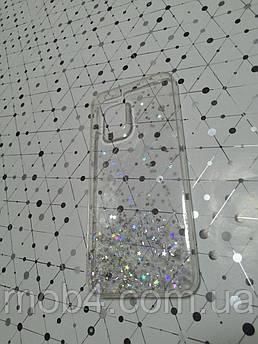 Силіконовий чохол накладка Зоряний пил для Xiaomi (Ксиоми) Mi 10 Lite