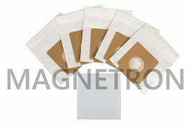 Набор мешков (5шт) + фильтр мотора для пылесоса Gorenje 570741 (431821)