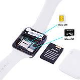 Smart часы A1 + камера, white, фото 2