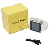 Smart часы A1 + камера, white, фото 6