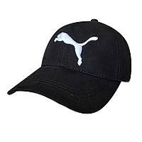 Черная кепка Sport Line - №6012