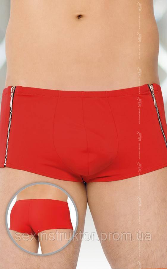 Мужские трусы - Shorts 4500, Красные