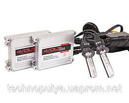 Комплект ксенона rVolt slim 35W 9-16V Zax ceramic H1 5000K