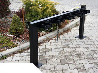 Парковка на 10 электрических самокатов Krosstech Польша
