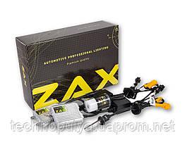 Комплект ксенона ZAX Pragmatic 35W 9-16V H27 (880/881) Ceramic 3000K