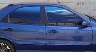 Пленка Global переходная сине-черная Blue-Gradation ( премиум, металлизированная)