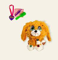 """Детская мягкая игрушка для маленьких детей: """"Собачка"""" RESCUE RUNTS MP 1955 (Redhead) Рыжая"""