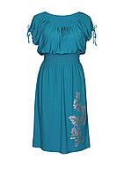 Платье-Татьянка ЛОЗА,лето,поливискоза,размеры 46-64.