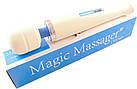 Беспроводной вибромассажер Magic Wand Massager Wireless 30S - ручной универсальный массажер Меджик Ванд, фото 5