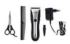 Машинка для стрижки волос Adler AD 2832 Черный с серым (010962), фото 2