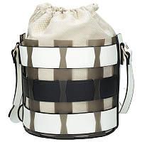 Сумка женская NOBO Бело-черный (NBAG-I5130-CM00)