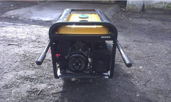 трехфазный дизельный генератор форте 6500