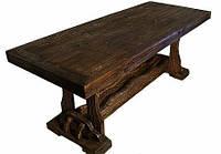 Столы под старину купить, Деревянный стол Йорк-2
