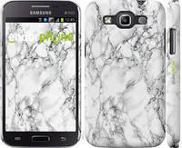 Чехол на Samsung Galaxy EndorPhone Win i8552 Мрамор белый 4480m-51, КОД: 1737701