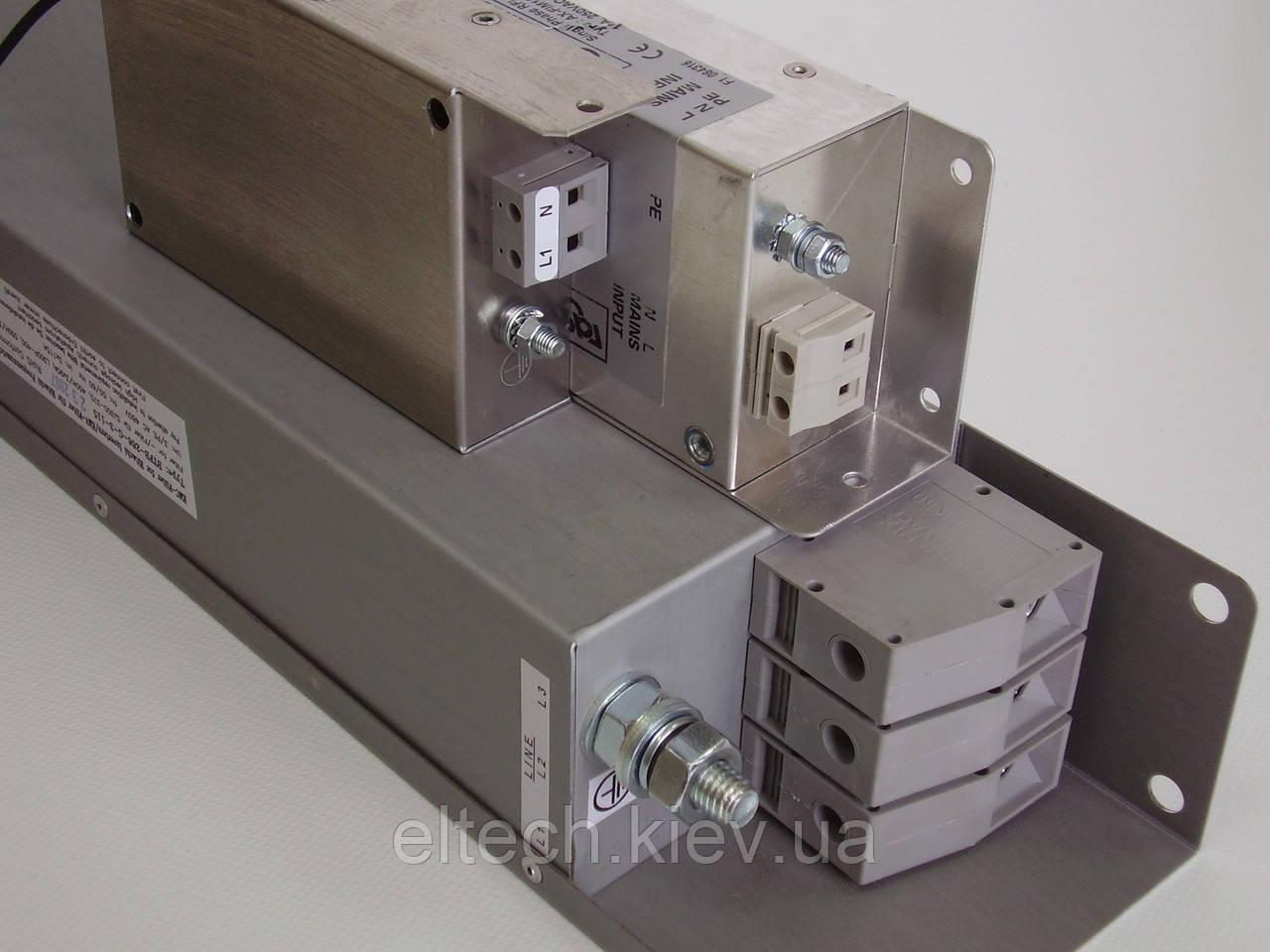 Фильтр для SJ700-3150HFE2. Фильтр сетевой FS25108-630-99