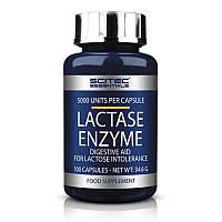 Фермент лактаза Scitec Lactase Enzyme - 100 капсул