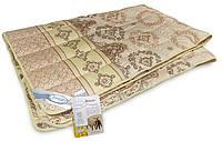 Одеяло детское зима 140x105см, овечья шерсть 100%, Leleka-Textile 1105