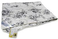 Одеяло шерстяное межсезонье 172x205см, овечья шерсть 100%, Leleka-Textile 1130