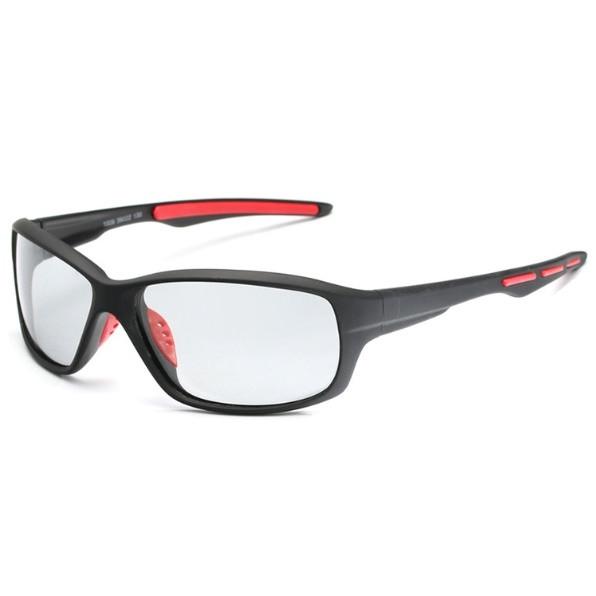 Фотохромные очки SSKP0060 Черный+Красный