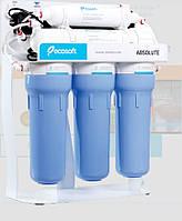 Фильтр для питьевой воды Absolute с помпой на станине