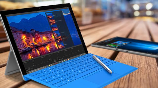 Первые впечатления о планшете Microsoft Surface Pro 4