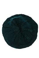 Шапка женская 120PRITA1 (Темно-зеленый), фото 1