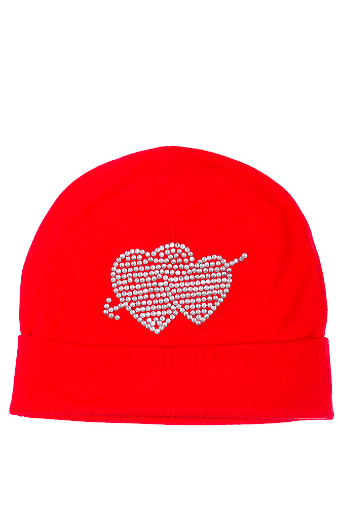 Шапка женская 120PTR17004 (Красный)