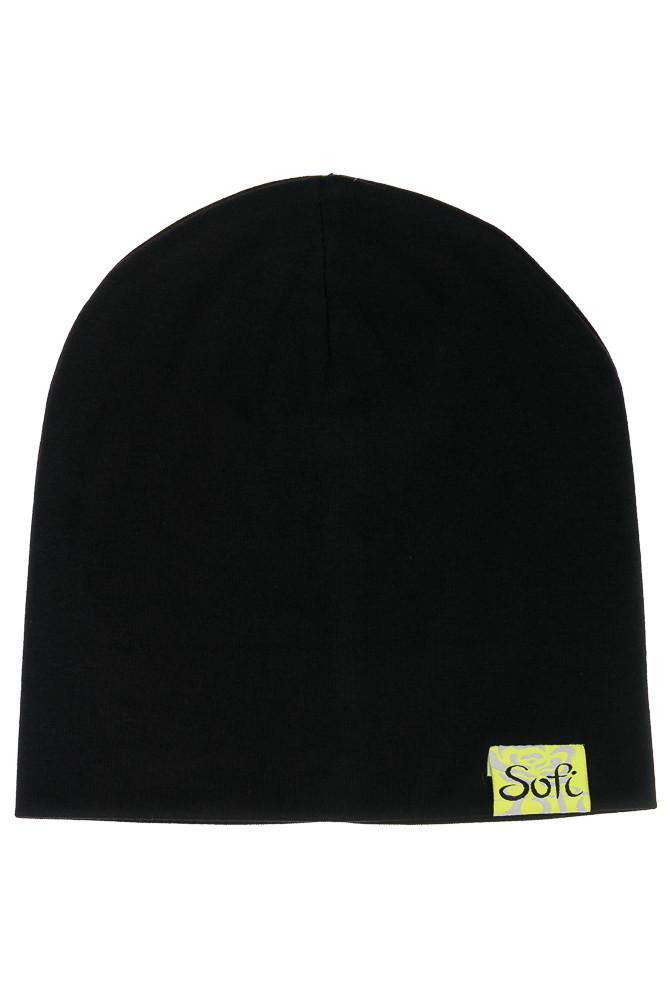 Шапка женская 120PTR17015 (Черный)
