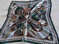 Платок Louis Vuitton шёлк 100%, фото 1