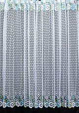 Жаккардовая тюль высотой 2м. Код 512т, фото 2