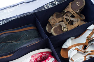 Органайзер для обуви на 6 пар (джинс), фото 3