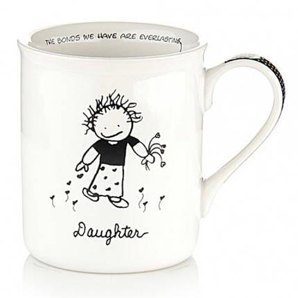 Чашка Дочь, фото 2