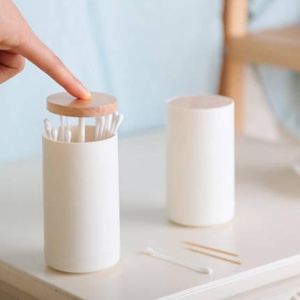 Контейнер для ватных палочек, зубочисток, фото 2