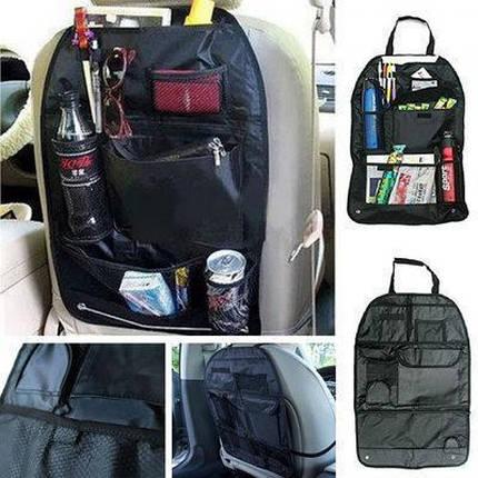 Нейлоновый Автомобильный карман Органайзер, фото 2