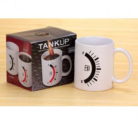 Чашка хамелеон TANK UP - round, фото 2