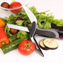 Умный нож 2 в 1 Clever Cutter, фото 2