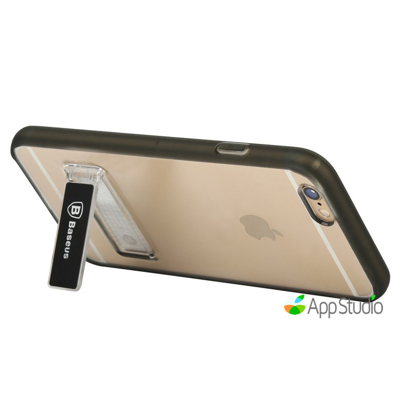 Чехол Baseus Sky Pro Case For iPhone 6/6S Transparent Black