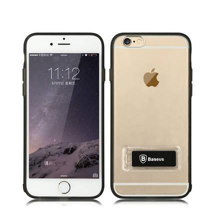 Чехол Baseus Sky Pro Case For iPhone 6/6S Transparent Black, фото 2