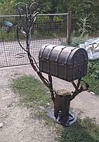 Кований мангал сталь 4мм `Шик'