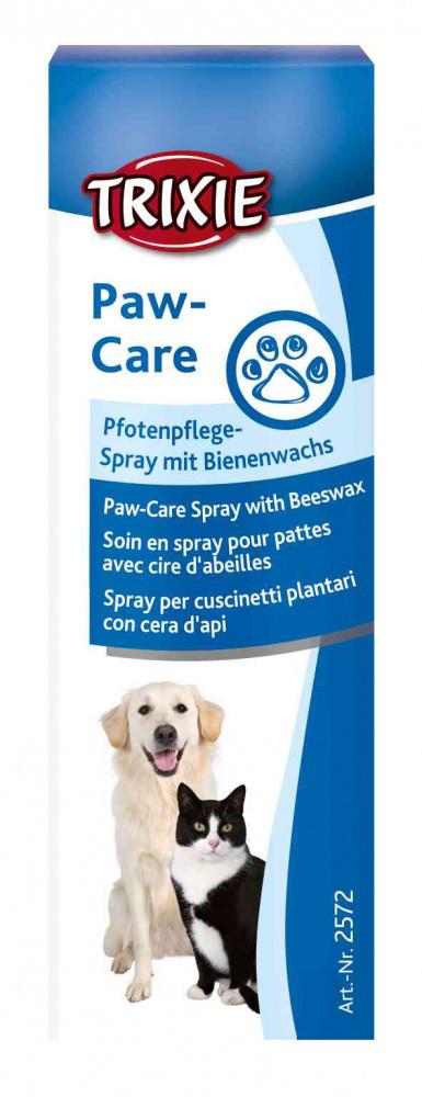 Спрей для догляду за лапами 50 мл Trixie для собак і кішок з бджолиним воском та алое
