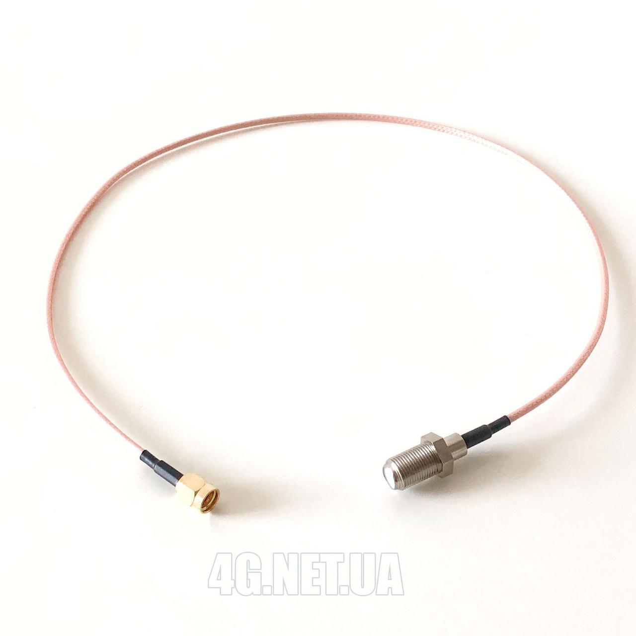 Переходник на антенну для стационарных роутеров (sma pigtail)