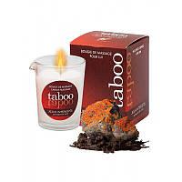 Массажная свеча для мужчин TABOO Jeux interdits, 60 гр