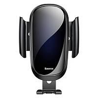 Универсальный гравитационный автодержатель Baseus для телефонов (смартфонов) на воздуховод