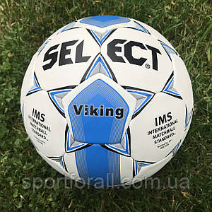 Мяч футбольный SELECT VIKING IMS №5 200-029 (синий)