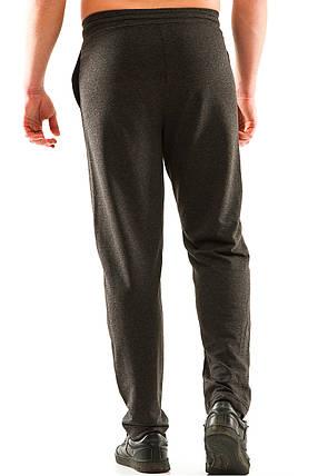 Мужские спортивные штаны 404 антрацит иразмер 52, фото 2