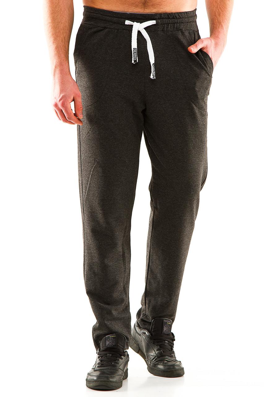 Мужские спортивные штаны 404 антрацит иразмер 52
